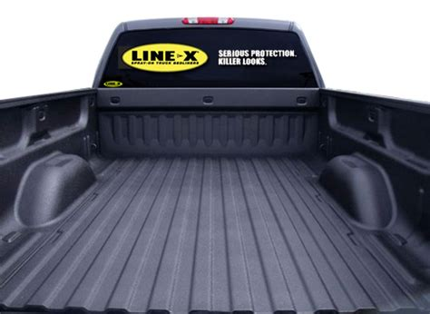 line x bed liner line x trademasters truck accessories