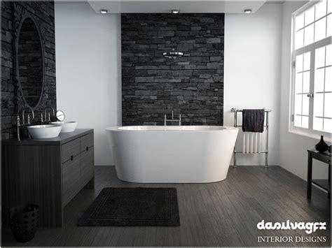 stacked stone bathroom stacked stone bathroom by dasilvagfx bathroom