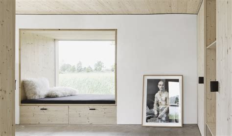 fenster sitz designs 14 strohhaus georg bechter architektur design