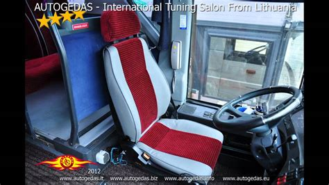 mercedes upholstery repair bus mercedes benz interior repair youtube