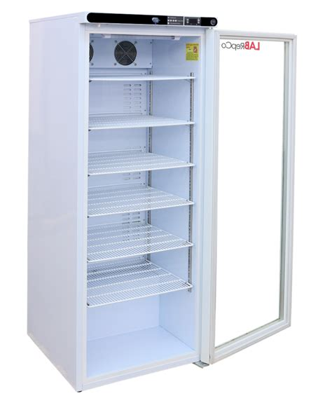 Compact Glass Door Refrigerator Labrepco Futura Silver Series Prime 10 5 Cu Ft Compact Glass Door Laboratory Refrigerator