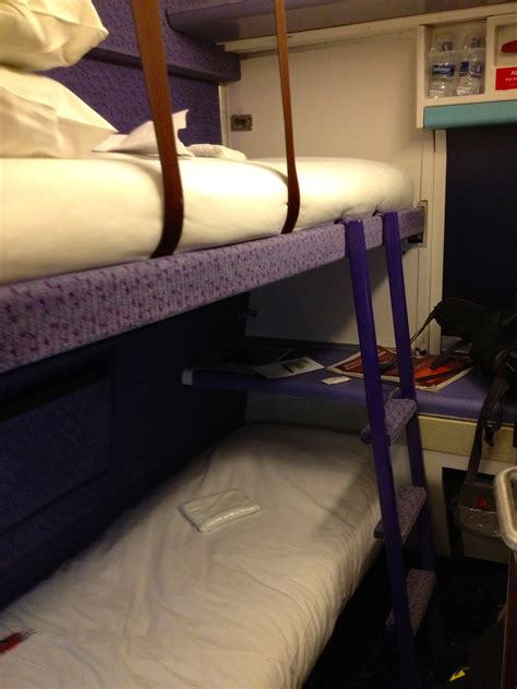 Caledonian Sleeper Berth by To Scotland By Sleeper