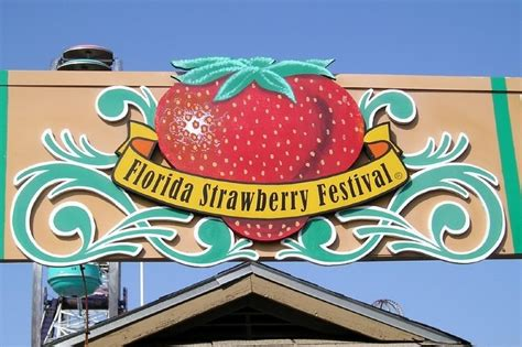 festival florida news and happenings 2009 florida strawberry festival