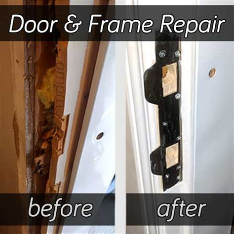 Repair Door by 24hr Door Frame Repair Ottawa Broken Wood Frame Replacement