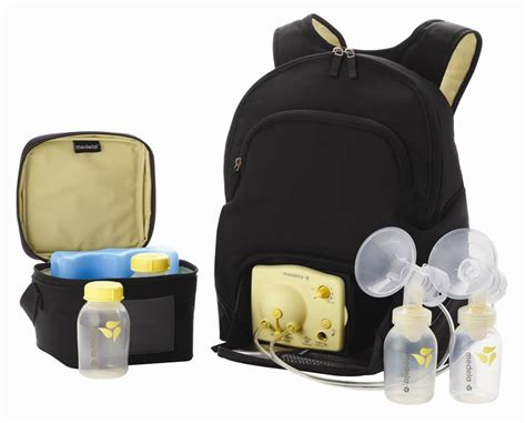 medela in style advanced electric breast