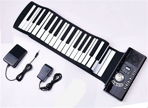 Usb Roll Up Piano 2015 newest midi 88 keyboard usb silicone roll up piano roll