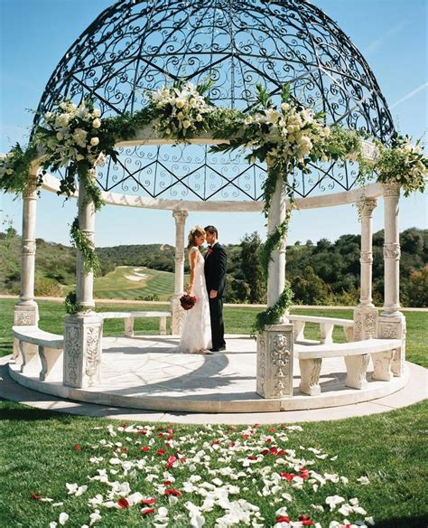 Wedding Gazebo Wedding Gazebo Gorgeous Arbors Gazebos And Pergolas