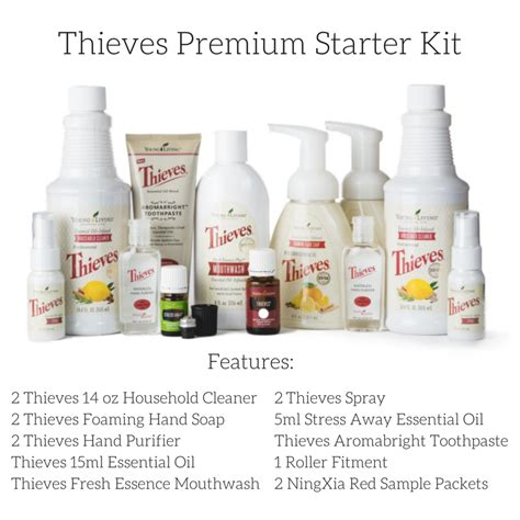 Living Premium Starter Kit Ori Non Member get started with essential oils
