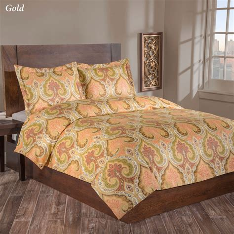 medallion bedding milano medallion duvet cover set