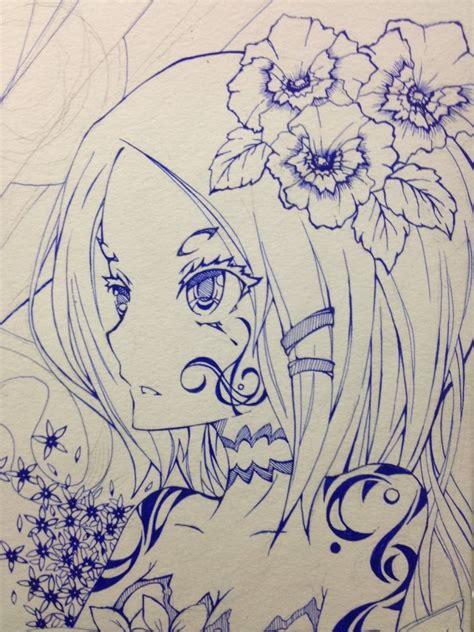doodle 4 animation anime doodle by uchuupanda on deviantart