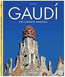 gaudi the complete buildings 3822840726 gaud 237 the complete buildings rainer zerbst 9783822840726 amazon com books