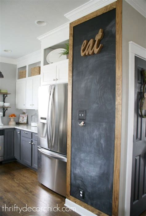 kitchen chalkboard ideas best 25 kitchen chalkboard walls ideas on