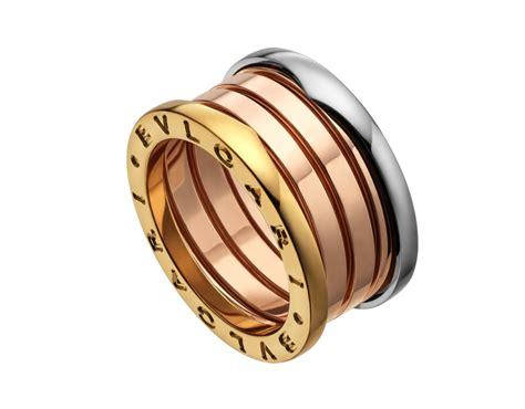 Bulgari Bvlgari Gold ring b zero1 an857650 bvlgari
