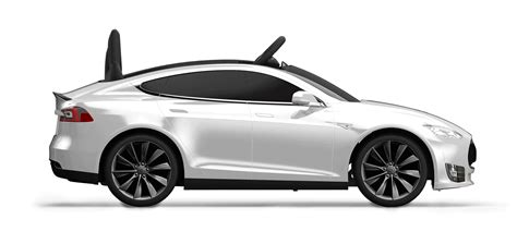tesla for kids model s battery powered ride on car