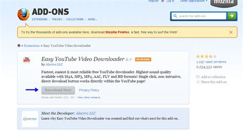 program za download youtube mp3 how to download youtube video from firefox tutorial