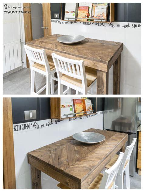 come realizzare un tavolo come realizzare un tavolo da cucina con bancali passo dopo