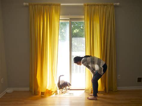yellow draperies diy sunshine yellow curtains hello aerie