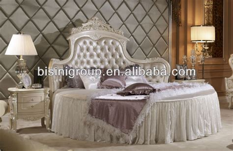 round queen bed royal french style round queen bed double bed in white