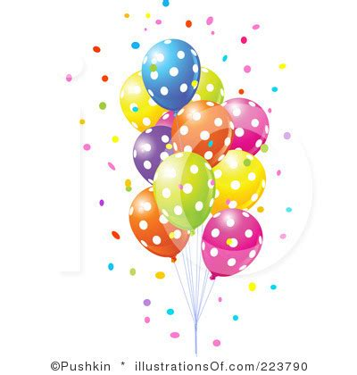 palloncini clipart clip balloons clipart