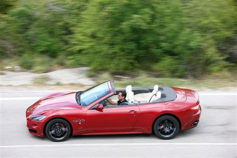 Maserati Sports Car Price by Maserati Grancabrio Sport Reviews Pricing Goauto