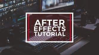 tutorial after effect title after effects tutorial modern title youtube