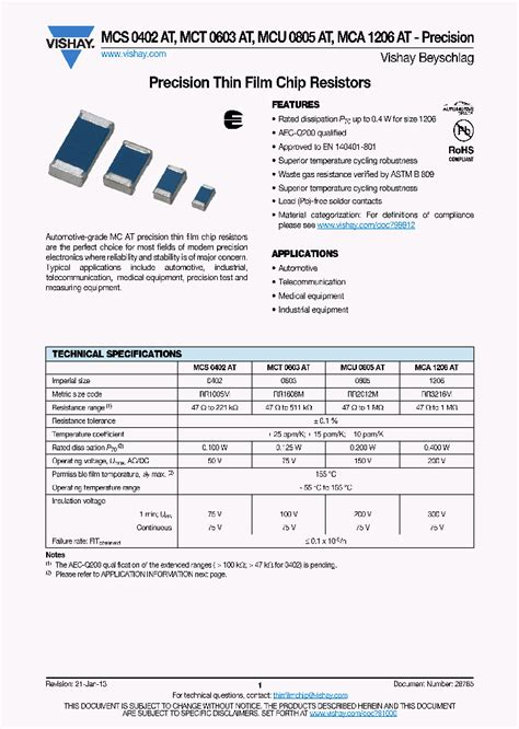 5k ohm resistor data sheet mcu08050c8202fp500 6926023 pdf datasheet ic on line