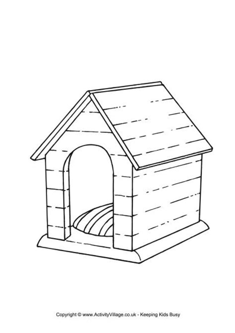 free coloring pages dog house farm colouring pages for kids dog house coloring pages dog
