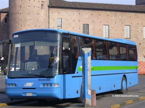 autobus line pavia neoplan