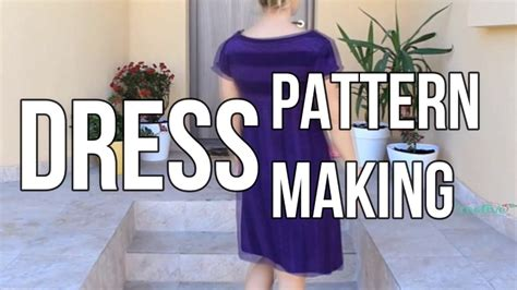dress pattern making youtube dress pattern making youtube