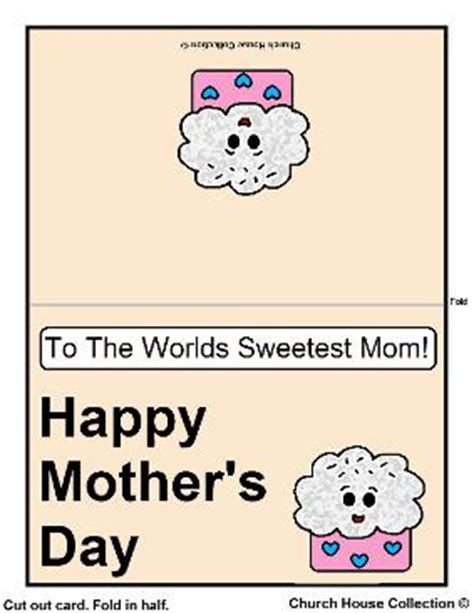 printable postcards for sunday school printable mothers day cards for kids to color make