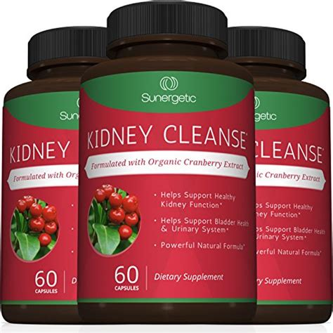 Kidney Detox Supplements by Best Kidney Cleanse Supplement Premium Kidney Support