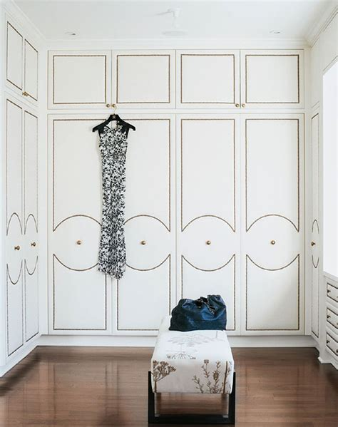 Wardrobe Door Mouldings by Closet Door Makeovers 3 Creative And Easy Ideas To Try