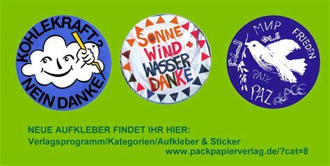 Aufkleber Drucken Osnabr Ck by Packpapierverlag Osnabr 252 Ck