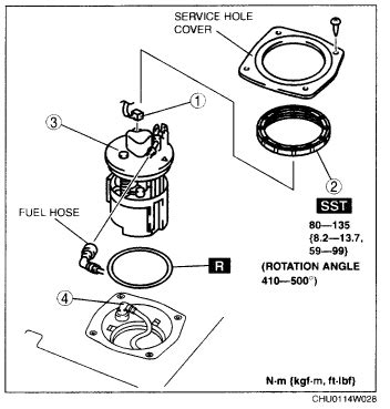 2004 mazda 3 fuel wiring diagram efcaviation