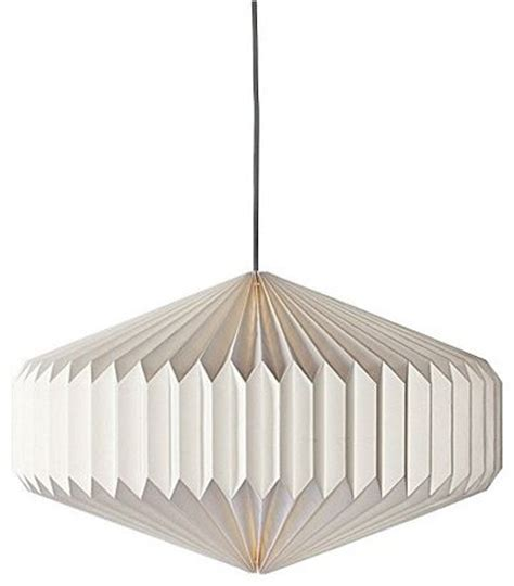 Paper Pendant Light 9 Pendant Lights With Origami