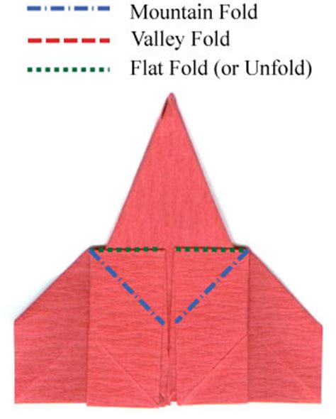 Church Origami - how to make a new origami church page 12