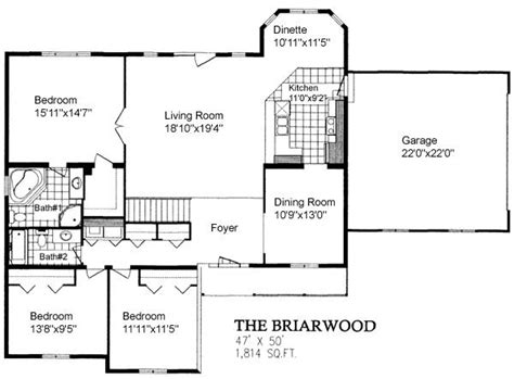 briarwood homes floor plans briarwood sea hawk homes