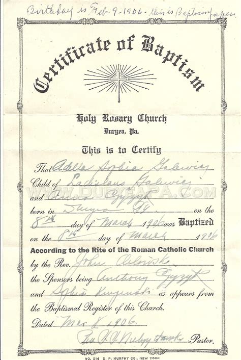 Pennsylvania Birth Records Ancestry Unique Stock Of Pennsylvania Birth Certificate Business Cards And Resume