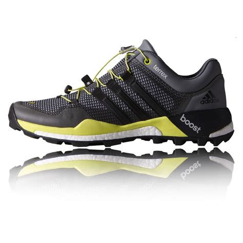 Adidas Terrex Boost Pria Sepatu Sneakers Running Sport Casual Pria adidas terrex boost mens gery trail outdoors running sports shoes trainers ebay