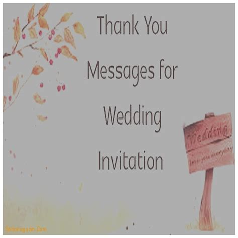 thank you messages for wedding invitation wedding invitations pineville la the gift prophecy