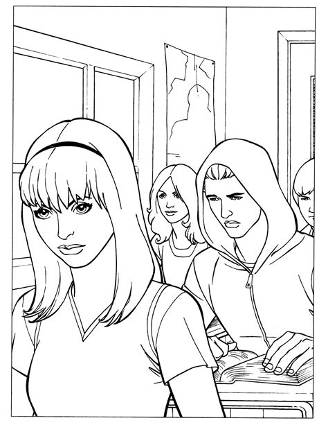 spider man logos coloring sheets coloring pages