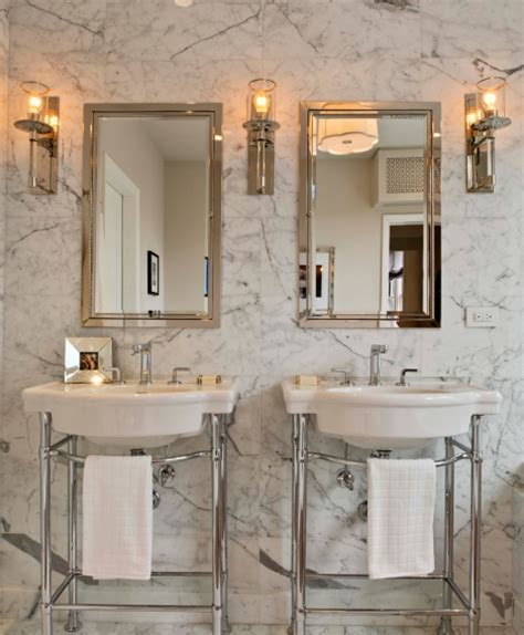 his and her bathroom his and sinks in bathrooms 28 images his and pedestal
