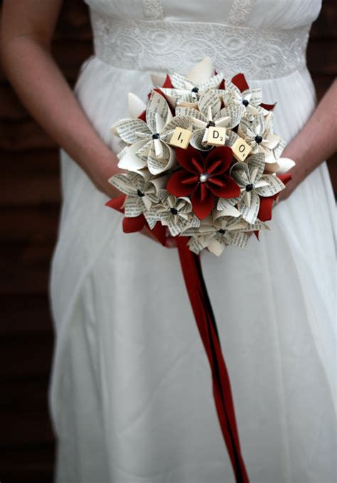 Origami Kusudama Flower Bouquet - kusudama paper bouquet craft