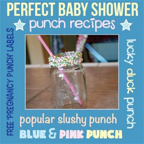 easy baby shower punch pin by bonnie perry on baby