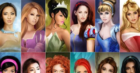 Which Disney Princess Do I Look Like Disney Princess Answers | which disney princess do you look like