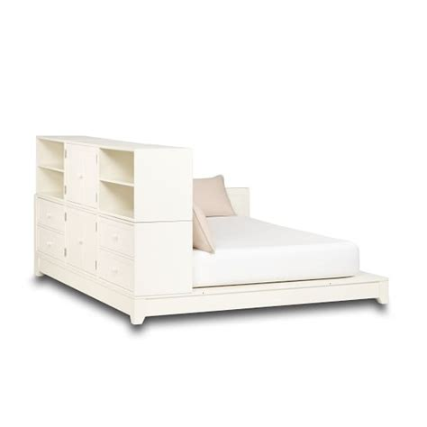 ultimate bed plans ultimate platform bed set pbteen