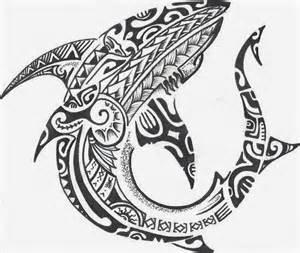 maori shark tattoos google search ta pinterest
