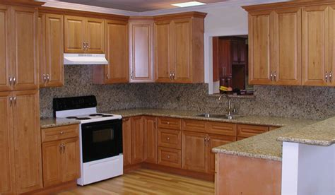 honey maple kitchen cabinets honey maple cabinets beaverton kitchen cabinets inc