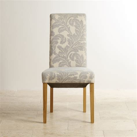 grey patterned dining chairs oak high back dining chairs scroll back patterned grey