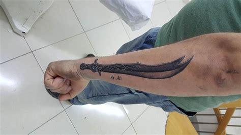 tattoo ya ali hz ali z 252 lfikar tattoo gsm 0533 840 6995 instagram